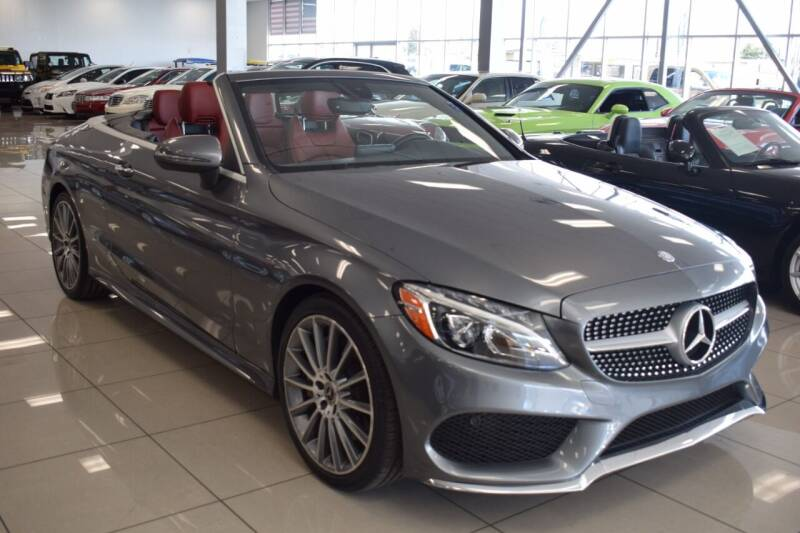 2017 Mercedes-Benz C-Class for sale at Legend Auto in Sacramento CA