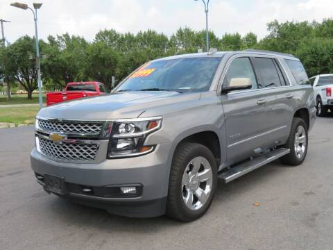 2017 Chevrolet Tahoe for sale at Low Cost Cars North in Whitehall OH