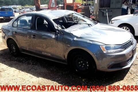 2012 Volkswagen Jetta for sale at East Coast Auto Source Inc. in Bedford VA