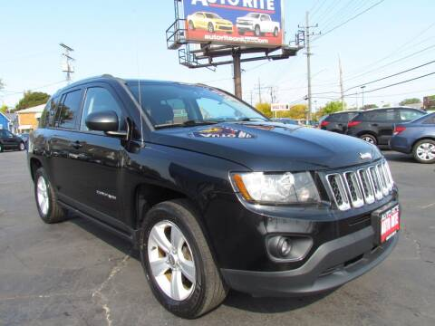 2014 Jeep Compass for sale at Auto Rite in Cleveland OH
