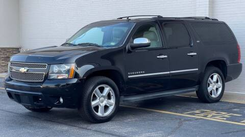 2011 Chevrolet Suburban for sale at Carland Auto Sales INC. in Portsmouth VA