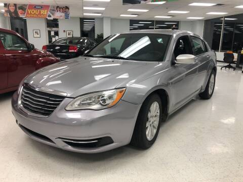 2014 Chrysler 200 for sale at Grace Quality Cars in Phillipston MA
