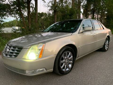 2009 Cadillac DTS for sale at Next Autogas Auto Sales in Jacksonville FL