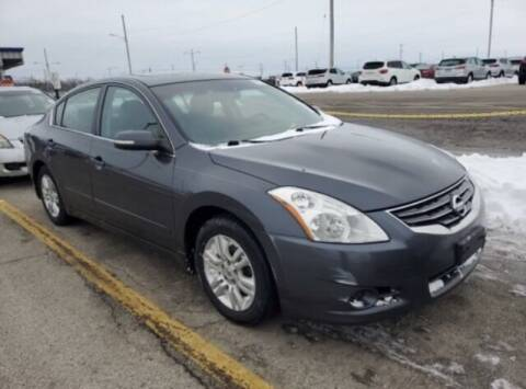 2010 Nissan Altima for sale at HW Used Car Sales LTD in Chicago IL