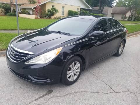 2012 Hyundai Sonata for sale at Low Price Auto Sales LLC in Palm Harbor FL
