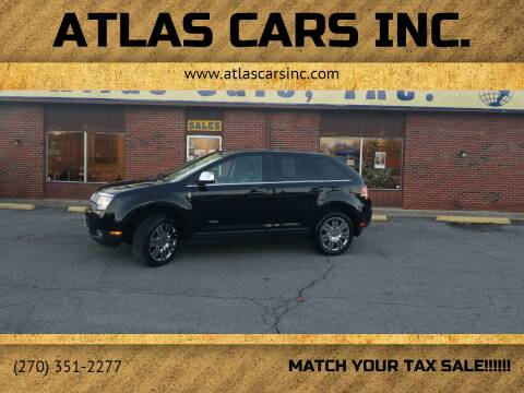 2008 Lincoln MKX for sale at Atlas Cars Inc. - Radcliff Lot in Radcliff KY