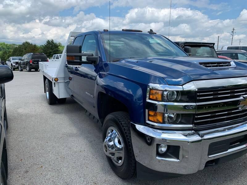 2017 Chevrolet Silverado 3500HD for sale at Todd Nolley Auto Sales in Campbellsville KY