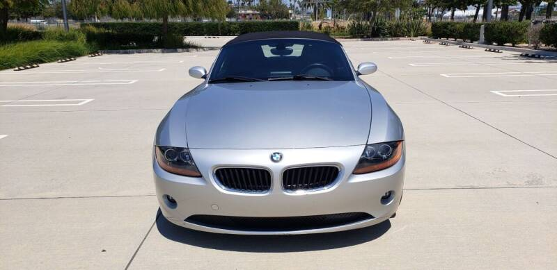 2004 BMW Z4 for sale at International Motors in San Pedro CA