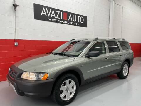 2006 Volvo XC70 for sale at AVAZI AUTO GROUP LLC in Gaithersburg MD