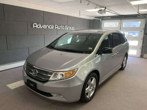 2011 Honda Odyssey for sale at Advance Auto Group, LLC in Chichester NH