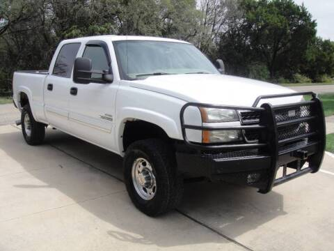2007 Chevrolet Silverado 2500HD Classic for sale at Coleman Auto Group in Austin TX