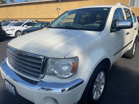 2008 Chrysler Aspen for sale at CARZ in San Diego CA