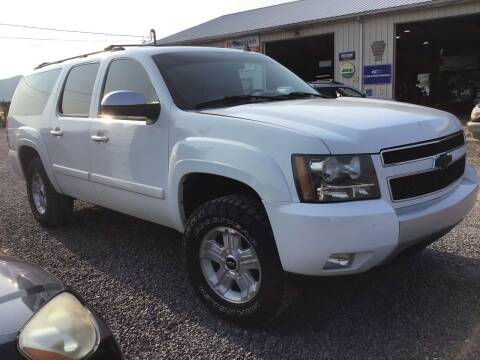 2007 Chevrolet Suburban for sale at Troys Auto Sales in Dornsife PA