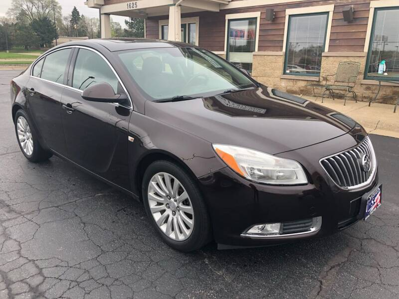 2011 Buick Regal for sale at Auto Outlets USA in Rockford IL