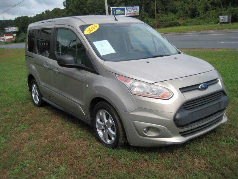 2014 Ford Transit Connect Wagon for sale at Carland Enterprise Inc in Marietta GA