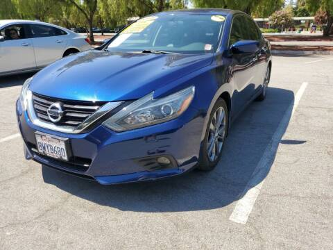 2018 Nissan Altima for sale at ALL CREDIT AUTO SALES in San Jose CA