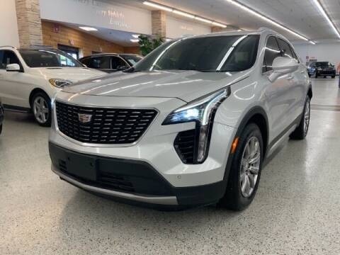 2020 Cadillac XT4 for sale at Dixie Imports in Fairfield OH