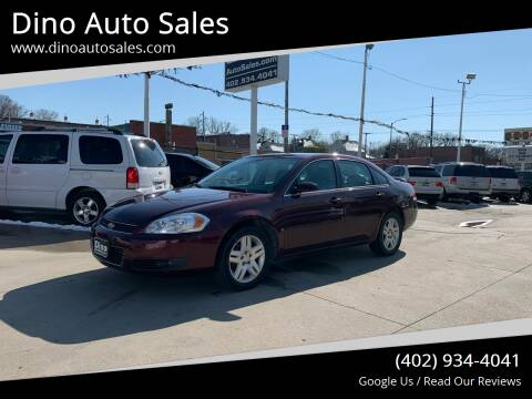 2007 Chevrolet Impala for sale at Dino Auto Sales in Omaha NE