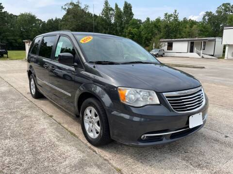2012 Chrysler Town and Country for sale at AUTO WOODLANDS in Magnolia TX