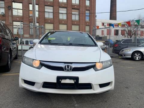 2009 Honda Civic for sale at Metro Auto Sales in Lawrence MA