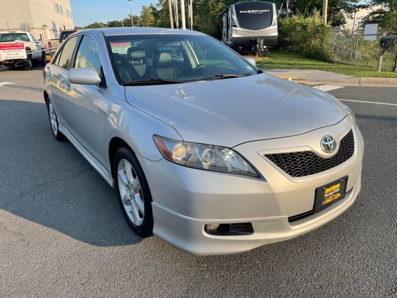 2007 Toyota Camry for sale at Shell Motors in Chantilly VA