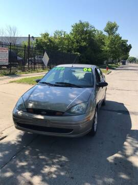 2004 Ford Focus for sale at Square Business Automotive in Milwaukee WI