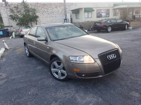 2008 Audi A6 for sale at Some Auto Sales in Hammond IN