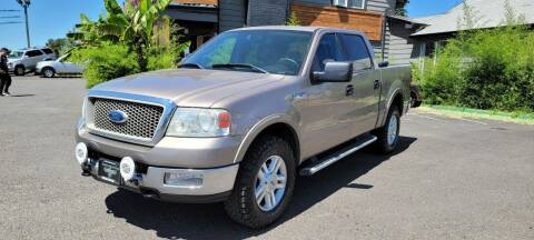 2004 Ford F-150 for sale at Persian Motors in Cornelius OR
