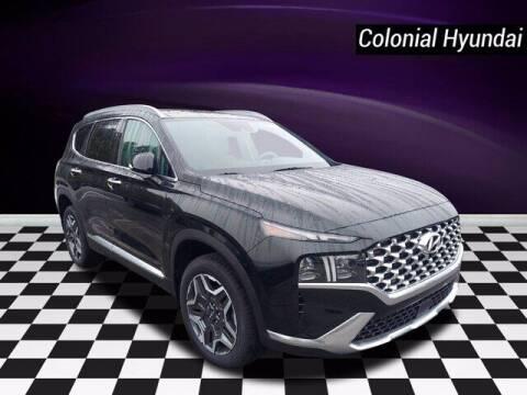 2022 Hyundai Santa Fe for sale at Colonial Hyundai in Downingtown PA