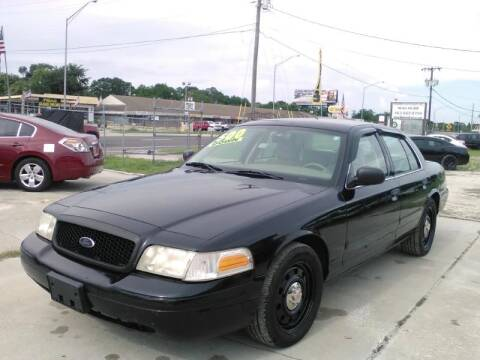 2006 Ford Crown Victoria for sale at Warren's Auto Sales, Inc. in Lakeland FL