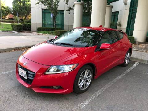 2011 Honda CR-Z for sale at Hi5 Auto in Fremont CA