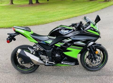 2016 Kawasaki Ninja® 300 ABS KRT Editio for sale at Street Track n Trail in Conneaut Lake PA