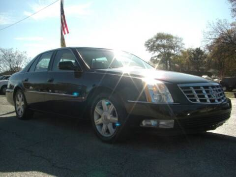 2006 Cadillac DTS for sale at Manquen Automotive in Simpsonville SC