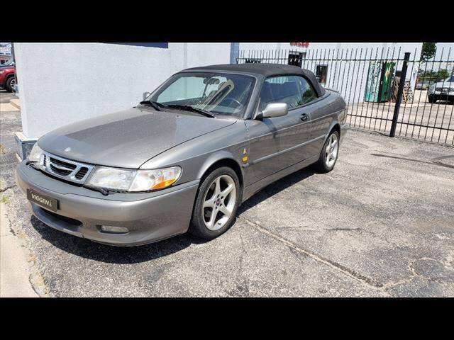 2001 Saab 9-3 for sale at Euro-Tech Saab in Wichita KS