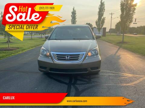 2008 Honda Odyssey for sale at CARLUX in Fortville IN