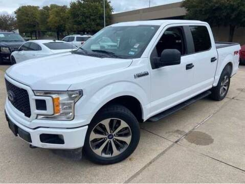 2019 Ford F-150 for sale at FREDY KIA USED CARS in Houston TX