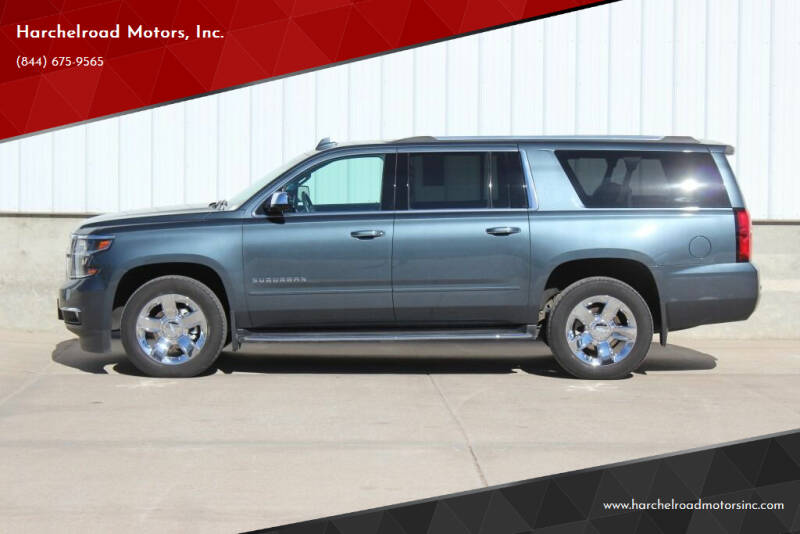 2019 Chevrolet Suburban for sale at Harchelroad Motors, Inc. in Imperial NE