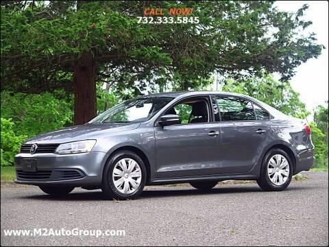 2012 Volkswagen Jetta for sale at M2 Auto Group Llc. EAST BRUNSWICK in East Brunswick NJ