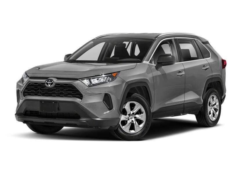 2020 Toyota RAV4 for sale at Bald Hill Kia in Warwick RI