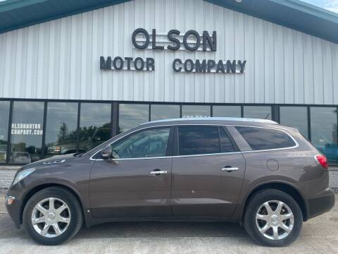2008 Buick Enclave for sale at Olson Motor Company in Morris MN