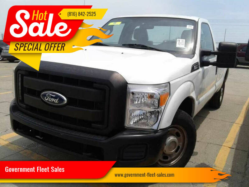 2011 Ford F-350 Super Duty for sale at Government Fleet Sales in Kansas City MO