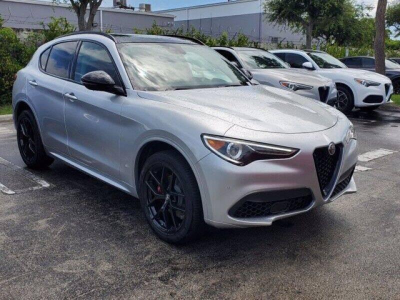 2021 Alfa Romeo Stelvio for sale in Miami, FL