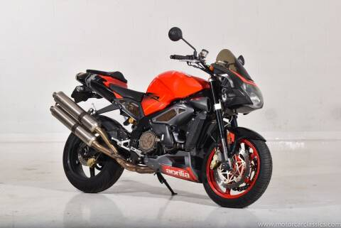 2004 Aprilia RSV1000 for sale at Motorcar Classics in Farmingdale NY