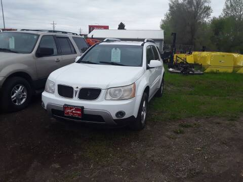 2007 Pontiac Torrent for sale at BARNES AUTO SALES in Mandan ND