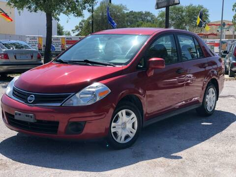 2011 Nissan Versa for sale at Pro Cars Of Sarasota Inc in Sarasota FL