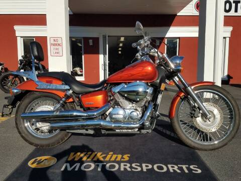 2012 Honda Shadow Spirit for sale at WILKINS MOTORSPORTS in Brewster NY