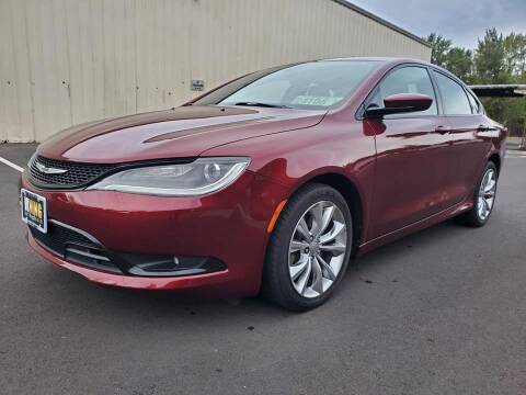 2015 Chrysler 200 for sale at VIking Auto Sales LLC in Salem OR