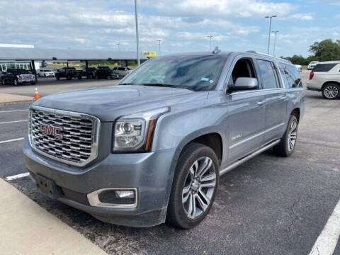 2019 GMC Yukon XL for sale at Jerry's Buick GMC in Weatherford TX