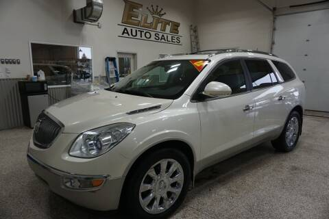 2012 Buick Enclave for sale at Elite Auto Sales in Idaho Falls ID