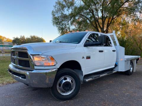 2012 RAM Ram Chassis 3500 for sale at Powerhouse Automotive in Tampa FL